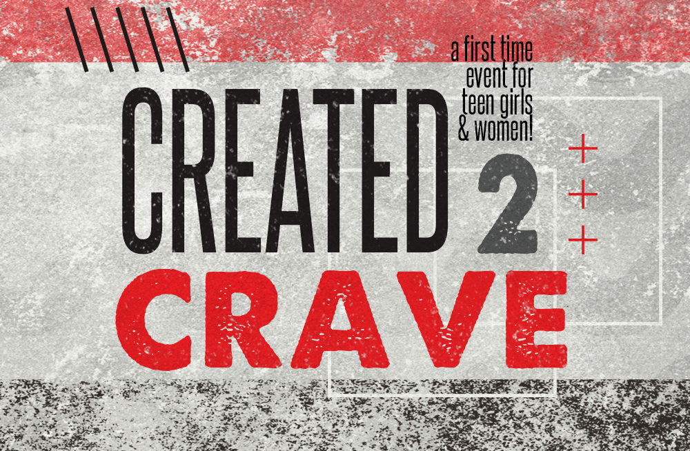 Created 2 CRAVE