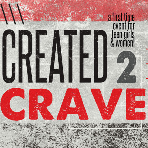 2017 CREATED2CRAVE