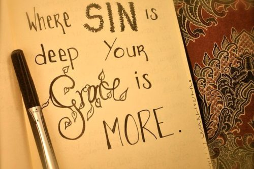 Undeserved Grace