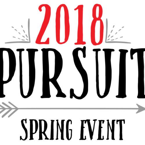 PURSUIT 2018 SPRING EVENT