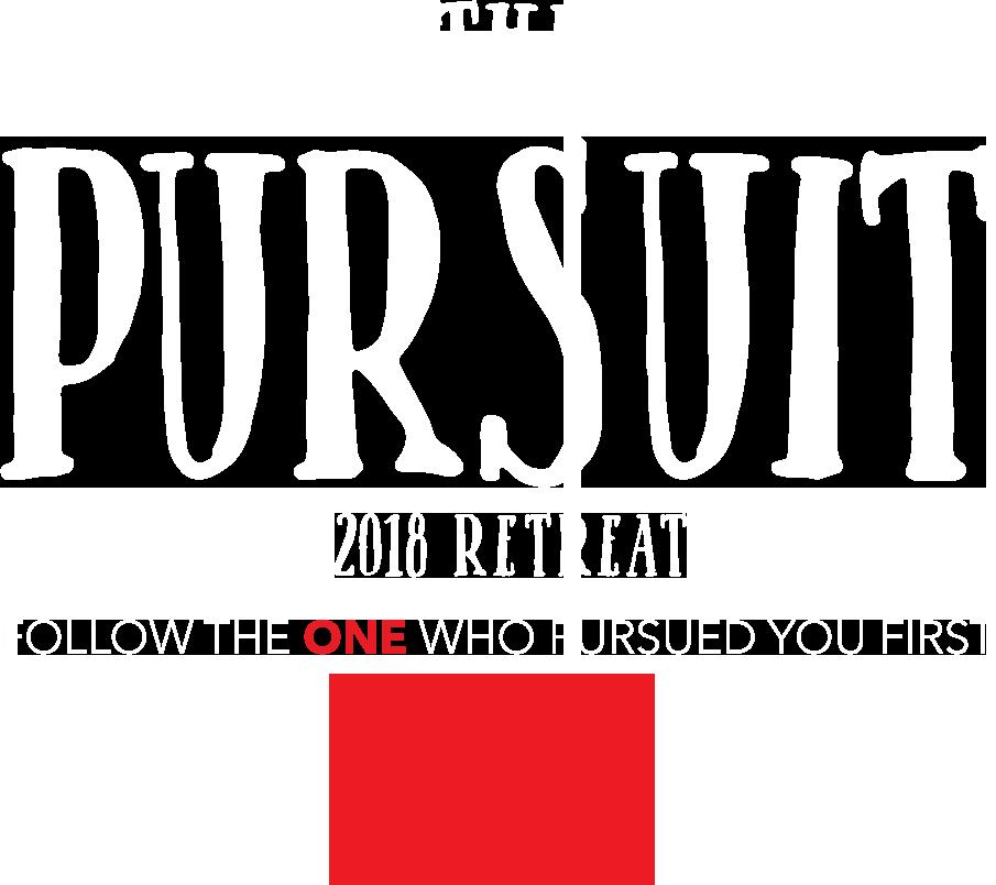 The Pursuit – Header