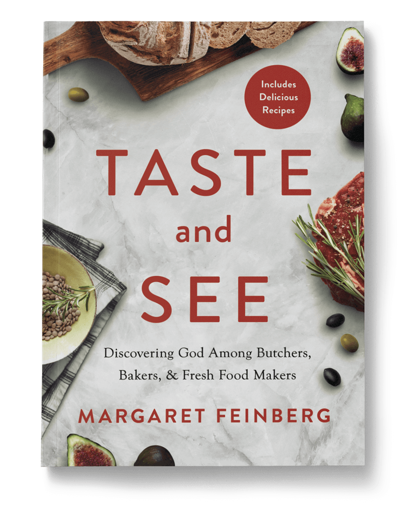 Taste and See Book Info